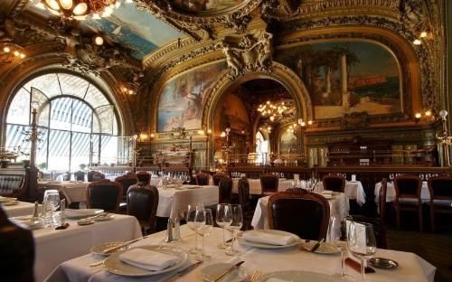 Paris restaurants for a treat