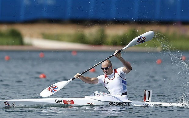 Tim Brabants announces retirement from canoeing as he admits he is 'unlikely to improve'