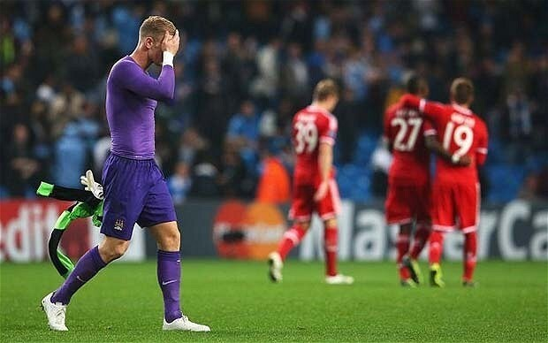 Manchester City and England No 1 Joe Hart could be a 'dodgy keeper' for months to come, says Michael Owen