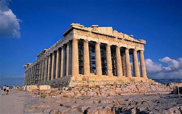 Greek debt crisis is the Iraq War of finance