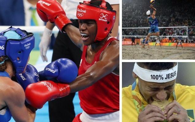 Seb Coe's top 10 Rio Olympics 2016 moments