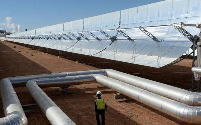 British renewables firms vying for $50bn of Saudi contracts