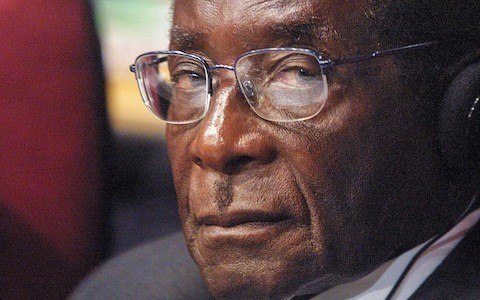 Robert Mugabe was a monster who destroyed his country