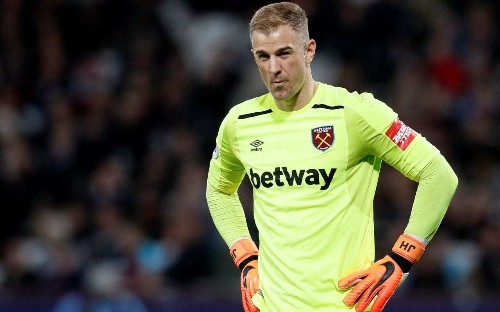 Joe Hart left out of England World Cup squad