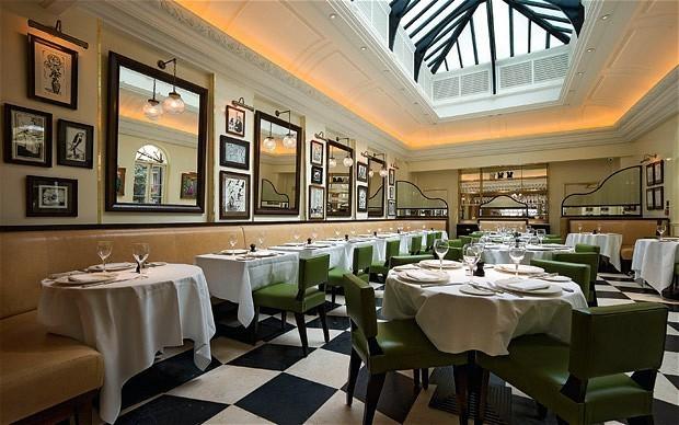 Boulestin, London SW1, restaurant review