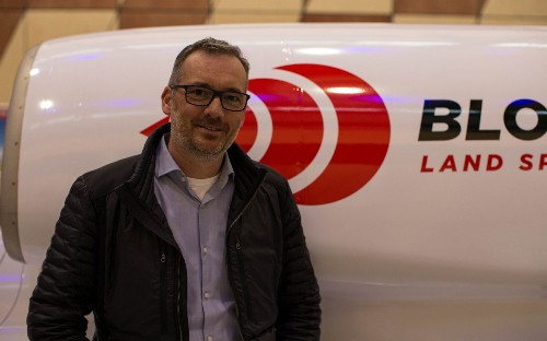 Bloodhound adopted: British land speed record car is back on track with new owners