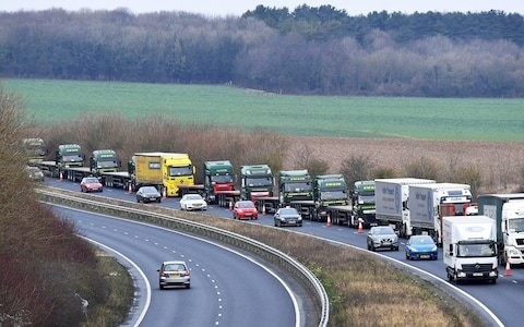 Ignore the no-deal Brexit doomsters. Let's make the positive case for lorry jams and riots