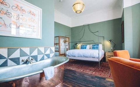 The best boutique hotels in Brighton