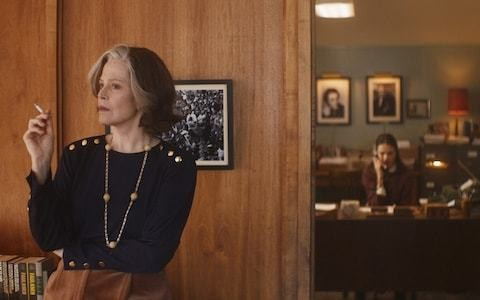 My Salinger Year, review: Sigourney Weaver smoulders in The Devil Wears Prada with a literature degree
