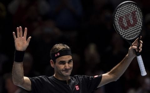 Novak Djokovic and Roger Federer in showdown to avoid ATP Finals exit after losing to Dominic Thiem