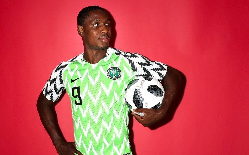 The amazing story of Manchester United newcomer Odion Ighalo: From 'dustbin' slum to Theatre of Dreams
