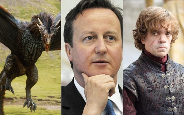David Cameron: 'I'm a Game of Thrones fan'