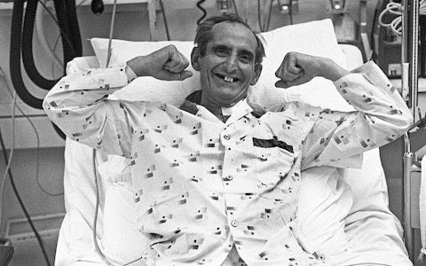 How the world's first heart transplant almost didn't happen due to medical 'rivalries and immense hostility'