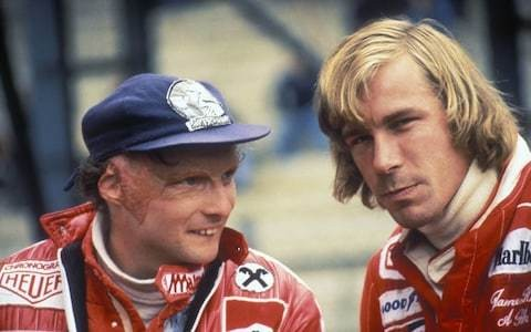 Niki Lauda on Rush, the real James Hunt, and the crash that changed his life