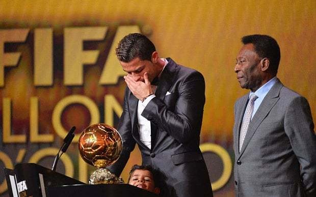 Chelsea manager Jose Mourinho in blast at Ballon d'Or