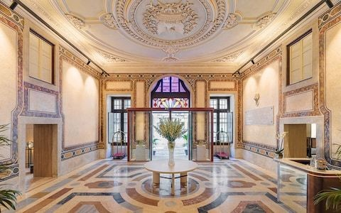 From governor's mansions to historic saloons: a journey through Portugal's most incredible palace hotels