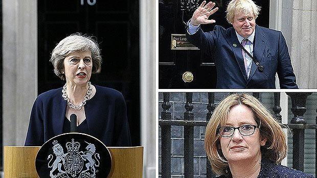Who is in new Prime Minister Theresa May's Cabinet?
