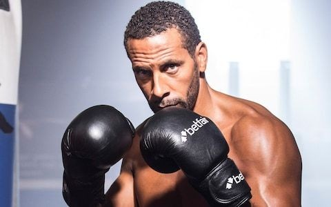 Exclusive: Rio Ferdinand to become professional boxer at the age of 38