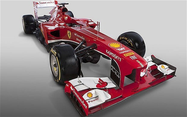 Ferrari launch new Formula One car for 2013 F1 season as Stefano Domenicali demands flying start