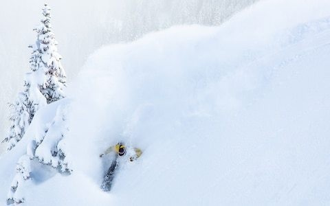 American ski resorts to stay open until July following snowiest winter on record