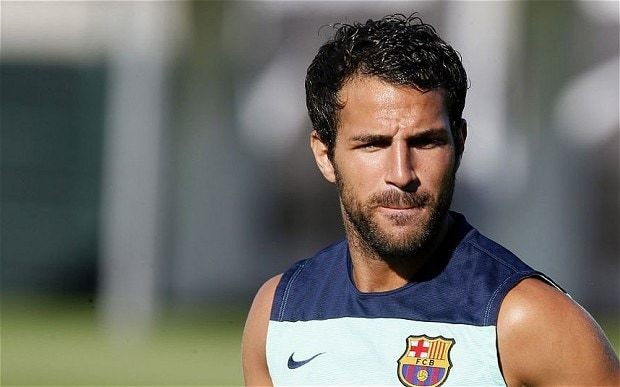 Chelsea to offer Cesc Fabregas chance to return to London from Barcelona