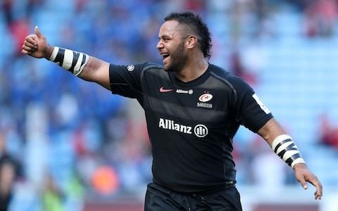 Billy Vunipola named man of the match as Saracens see off Munster to make Champions Cup final