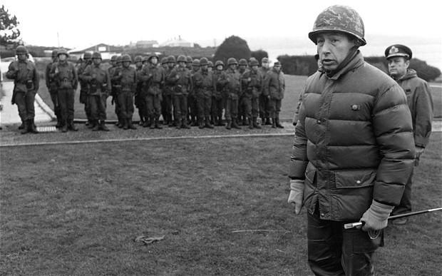 Falklands war general arrested for crimes against humanity