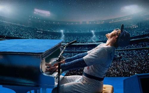 Rocketman first look: Taron Egerton's Elton John biopic could be bigger than Bohemian Rhapsody