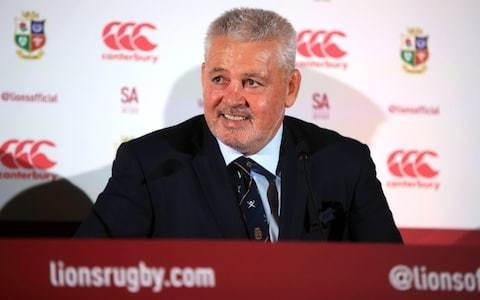 Warren Gatland can revive the Chiefs while getting a closer look at the Springboks ahead of the Lions tour