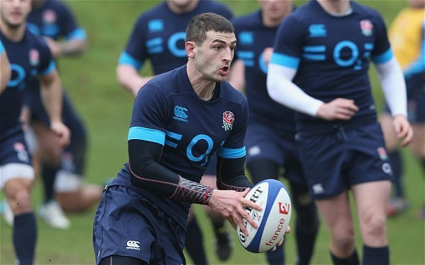 Six Nations 2014: England's young guns will play without fear in France