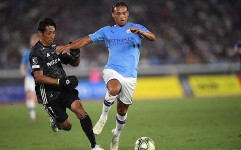Manchester City put £137million price tag on Leroy Sane amid Bayern Munich interest