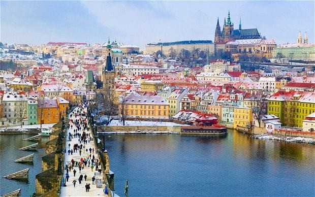 Cheapest holiday hotspots 2015: Go to Prague, not Dubai