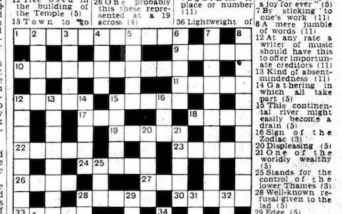 The D-Day clues were there, if only Hitler had done the Telegraph crossword