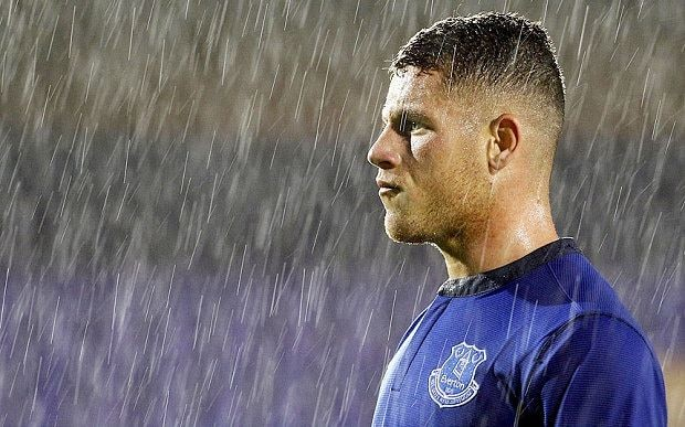 Everton can cope without Ross Barkley, insists Steven Naismith, after 2-2 draw against Leicester City