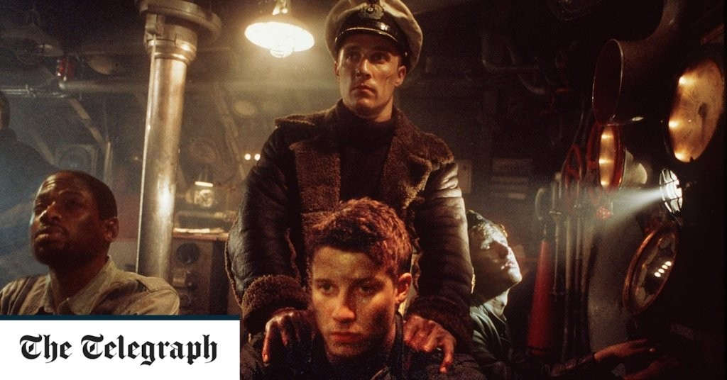 'An affront to the memories of British sailors': the lies that sunk Hollywood's sub thriller U-571
