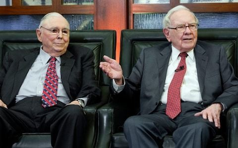 Questor: buy 'Warren Buffett's investment trust' while it's trading at a discount