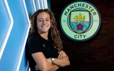 Matilde Fidalgo interview: Bernardo Silva's second cousin on blazing a trail in her right at Manchester City