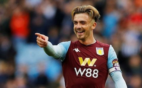 Jack Grealish seizes the chance to impress watching Gareth Southgate