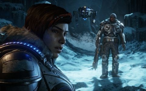 Gears 5 review: thrills, kills and funnies in a spectacular sci-fi surprise