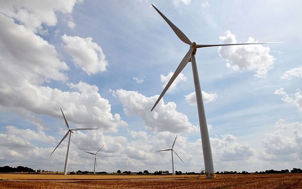 Green energy subsidies facing the axe