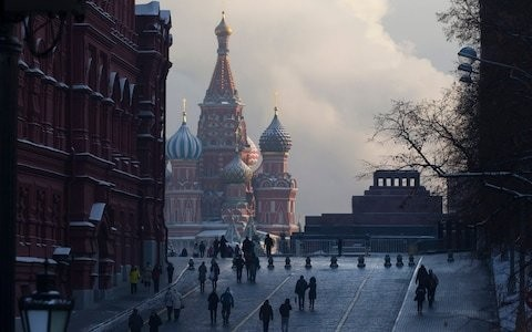 'Russian spy' found working at US embassy in Moscow for more than a decade