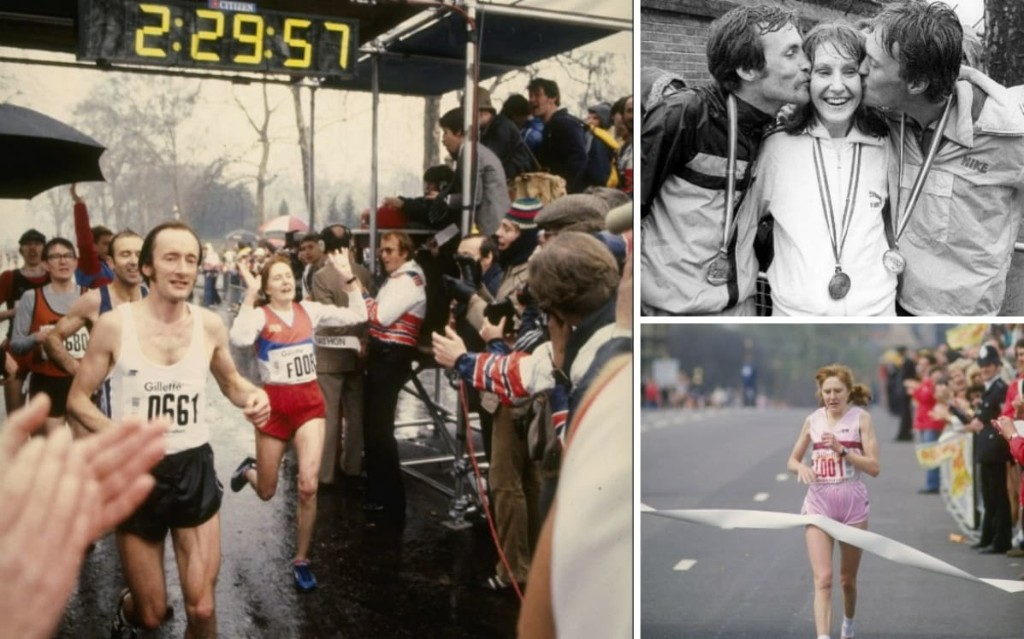 Joyce Smith on winning first two London Marathons nearly 40 years ago as mother of two and running again in her 80s