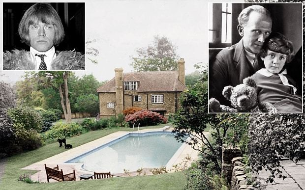 Country farm which inspired creation of Winnie the Pooh goes up for sale for £1.9m
