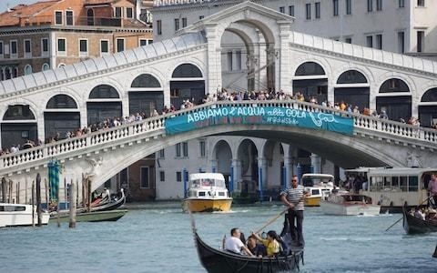 Venice clamps down on cheap souvenirs to protect 'cultural heritage'