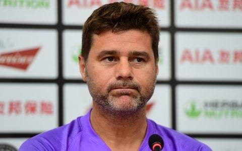 Tottenham manager Mauricio Pochettino vents frustration at being blamed for failed signings
