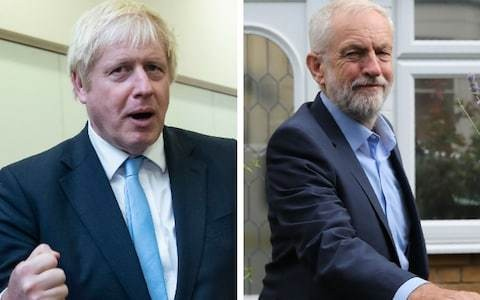 Wednesday afternoon news briefing: Boris Johnson would trounce Jeremy Corbyn in general election, poll shows