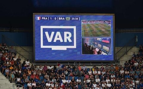 VAR in Premier League will have 'high bar' for usage and not entail long delays, say officials