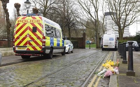 Search for mother of dead baby dumped under streetlamp with nothing but a blanket