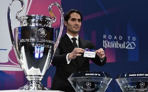 It's Champions League draw time!