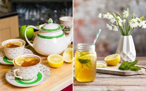How to make your own iced tea: botanical brews, fresh fruit - and a dash of gin